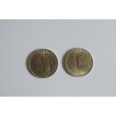 1906 one dollar
