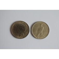 1923 one dollar