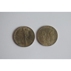 1816 1oz fine silver-one dollar