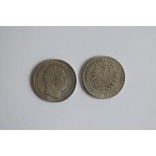 1876 Funf Mark