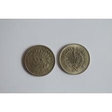 1851 1 dollar