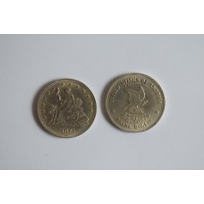 1873 trade dollar