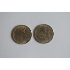 1847 one dollar