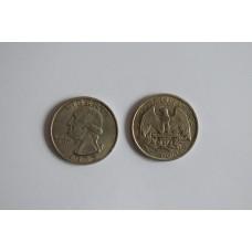 1865 one dollar